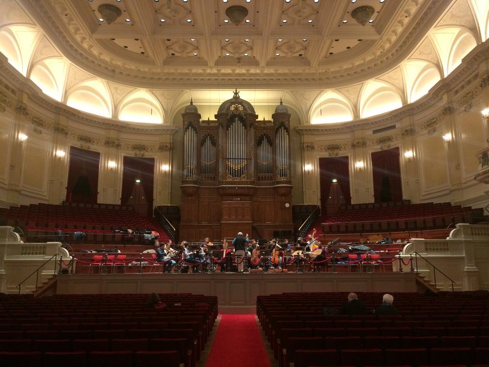 Catone in Utica, Concertgebouw Amsterdam