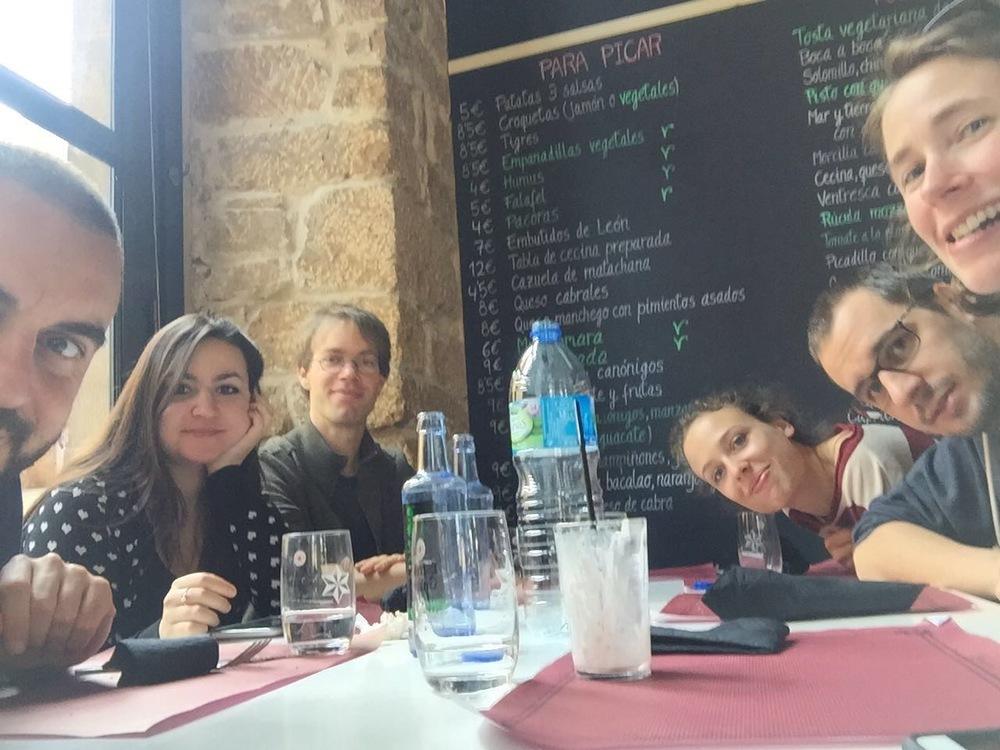 Monteverdi-Tour: Oviedo