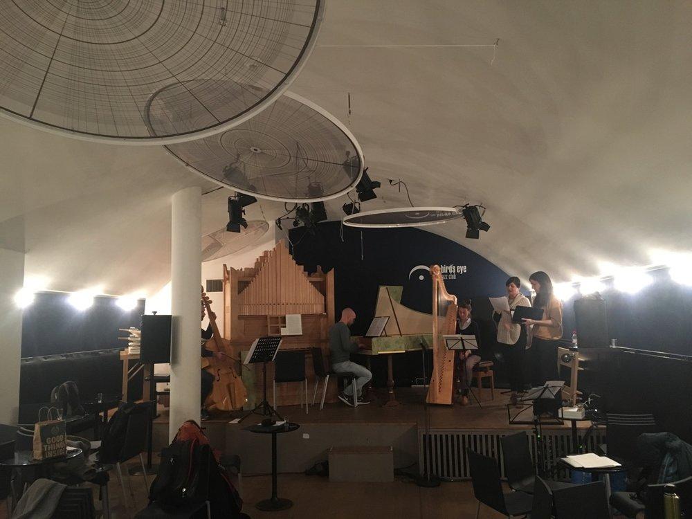 Studio31 im bird's eye jazz club