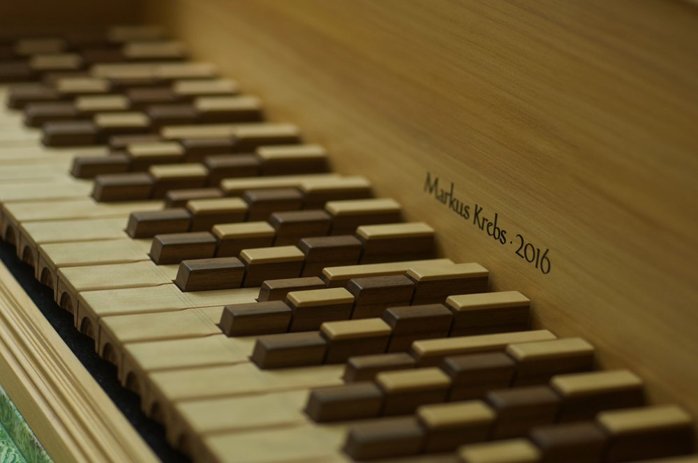 Werkstattkonzert bei Markus Krebs