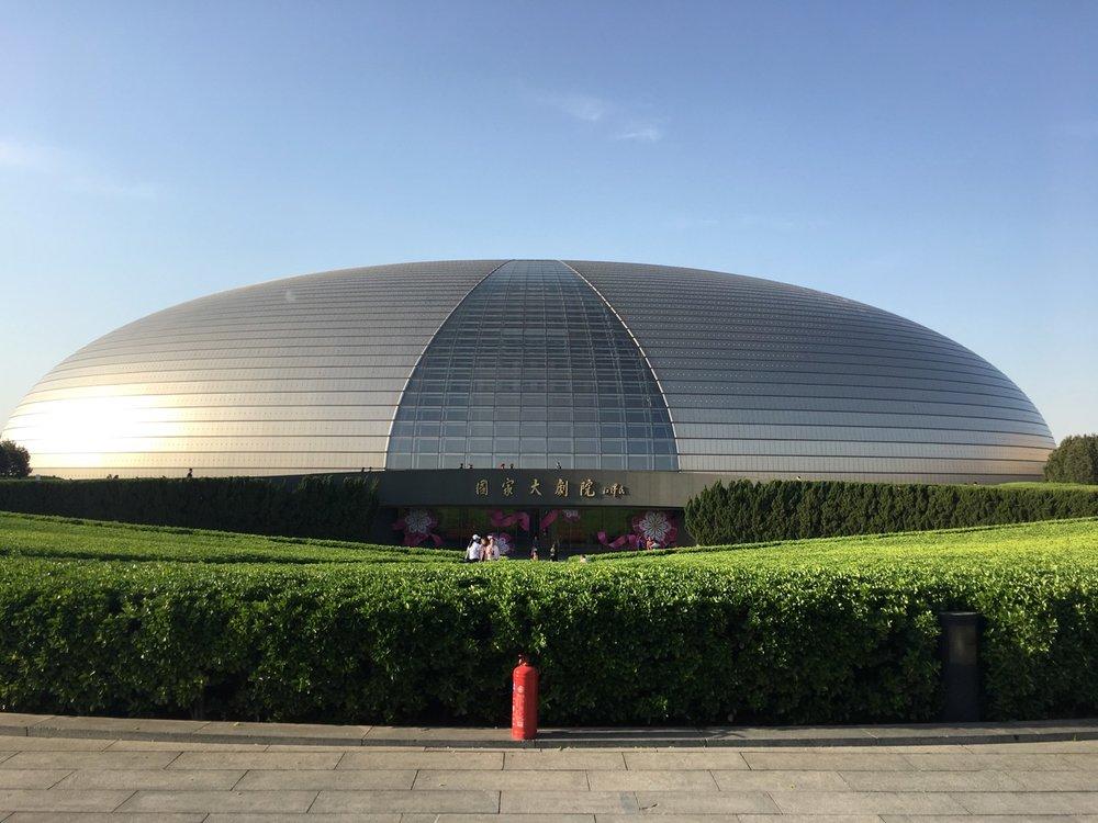 Asien-Tour: Beijing