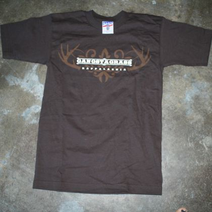 Antler Tee Black or Brown From $19.99
