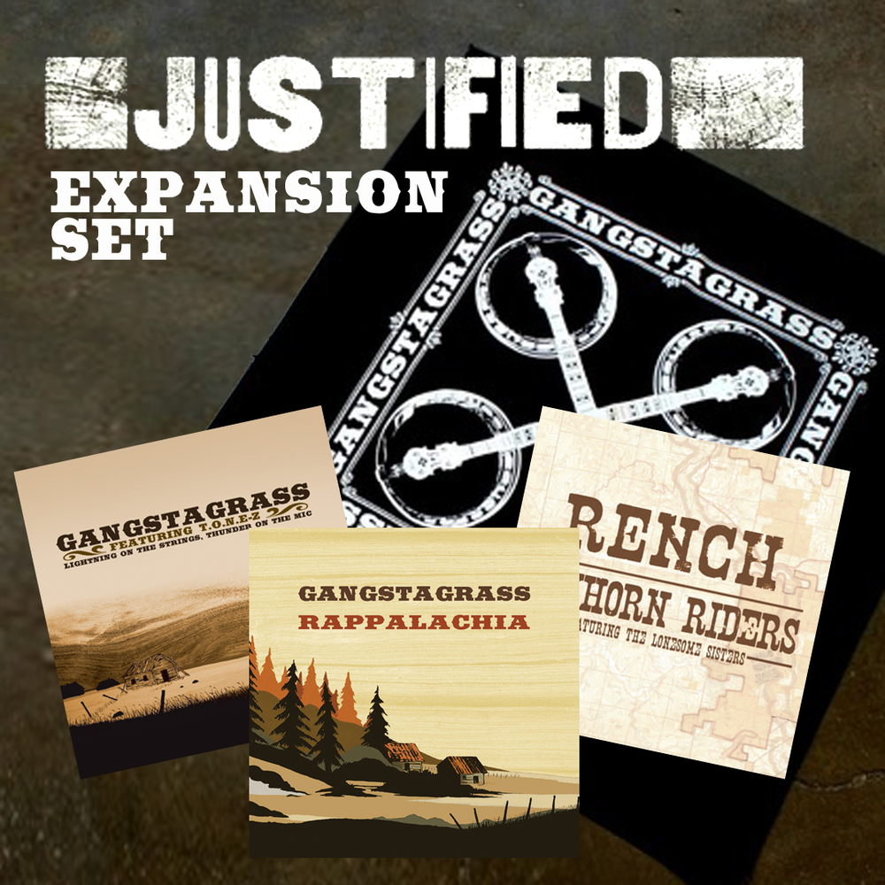 Justified Expansion Set - $35.00
