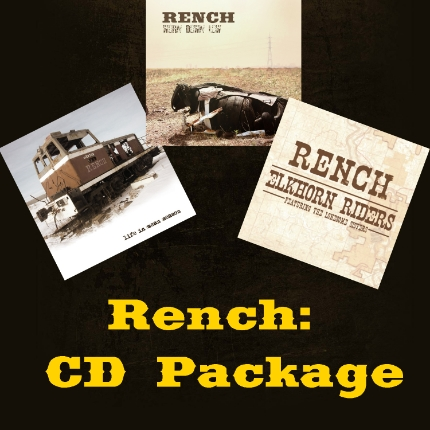 Rench: CD Package - $30.00