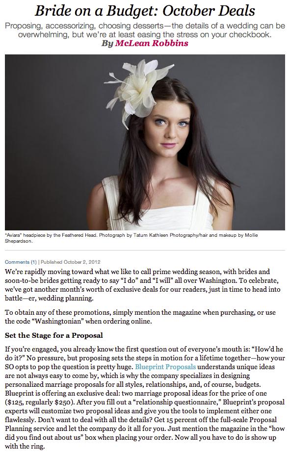 Washingtonian.com - Oct 2, 2012