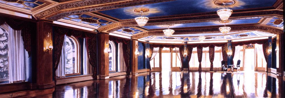 """""""Cascade Ballroom"""""""