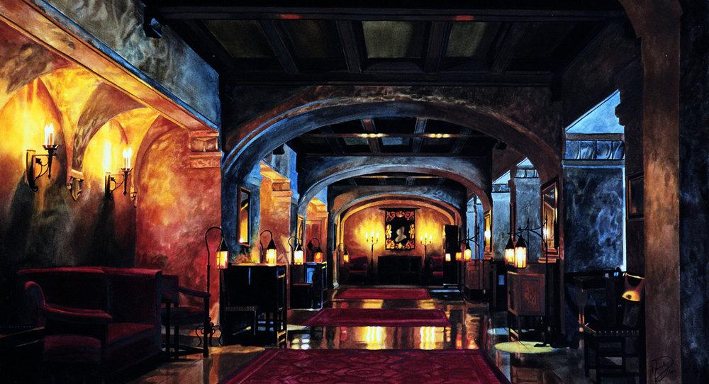 """""""Medieval Hall"""""""