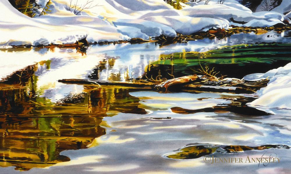 """Emerald River"""