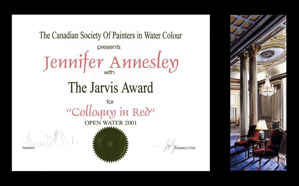 Jarvis Award