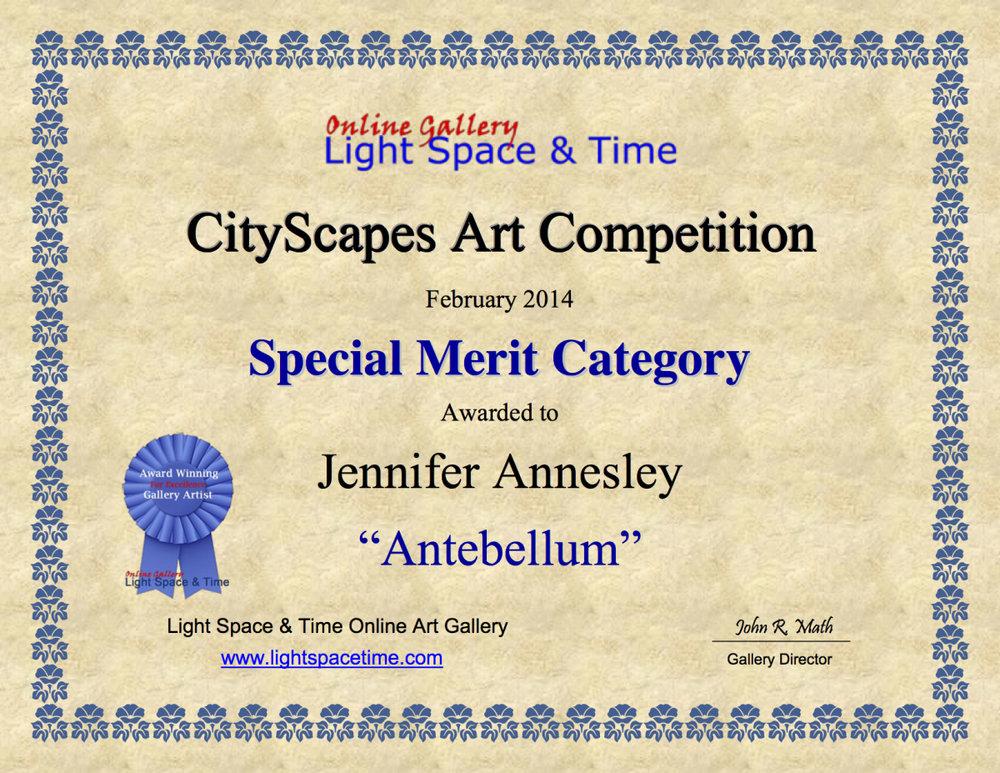 Special Merit