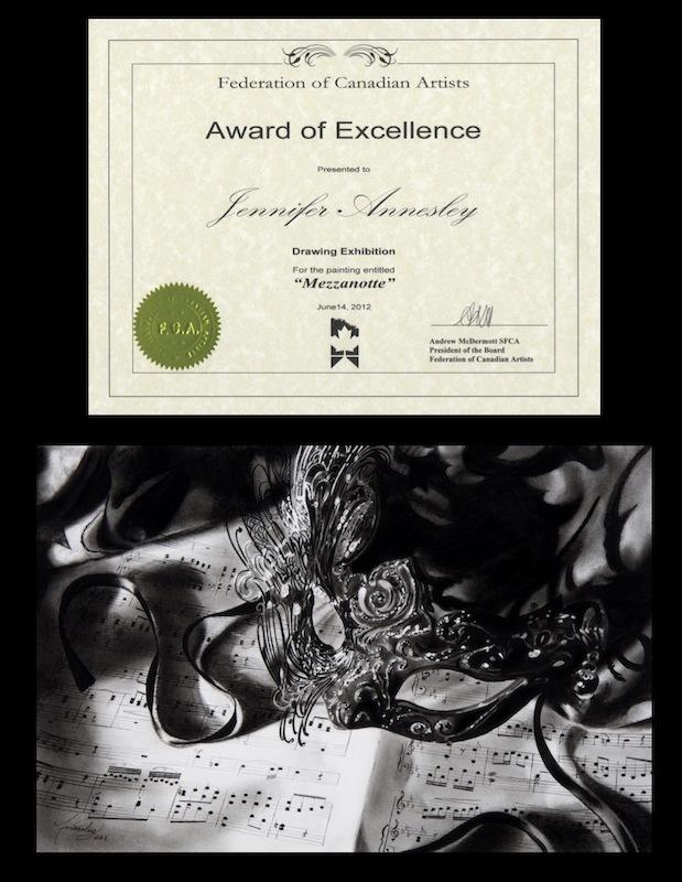 F.C.A Award 2012