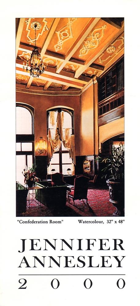 """""""Confederation Room"""""""