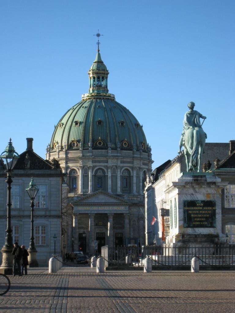 Church near the Danish Palace