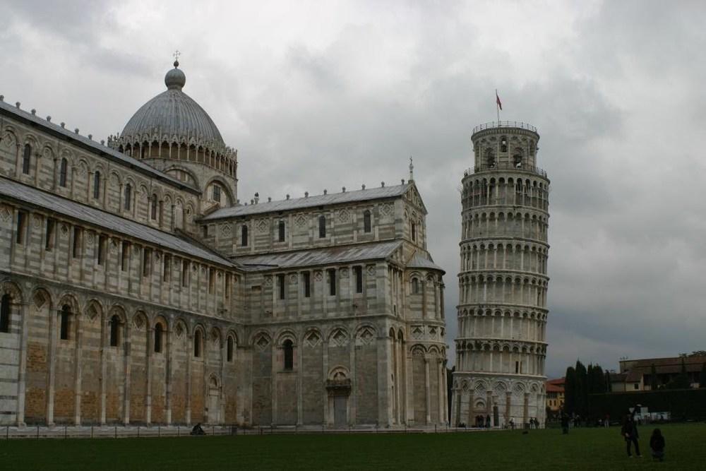 La Piazza del Duomo di Pisa – The Miracle Square