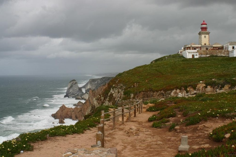 Cabo da Roca - lands end