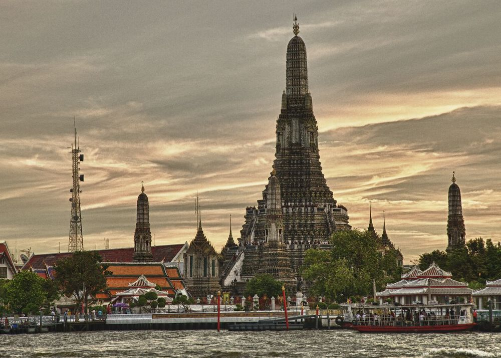 Wat Arun, the Temple of the Dawn