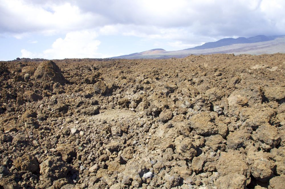 While interesting, you can only look at lava beds for so long before they get a bit tedious.