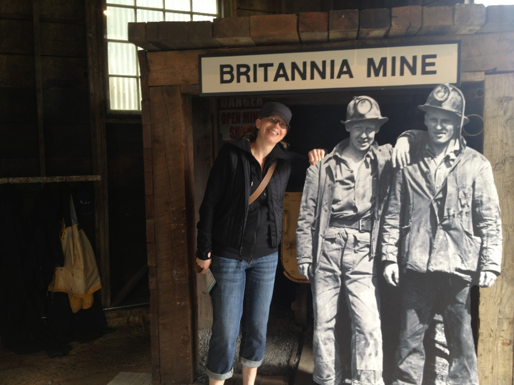 Justine the Miner