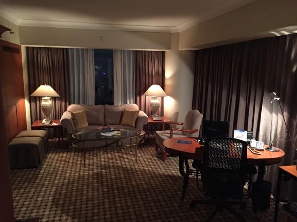 My sweet Suite.