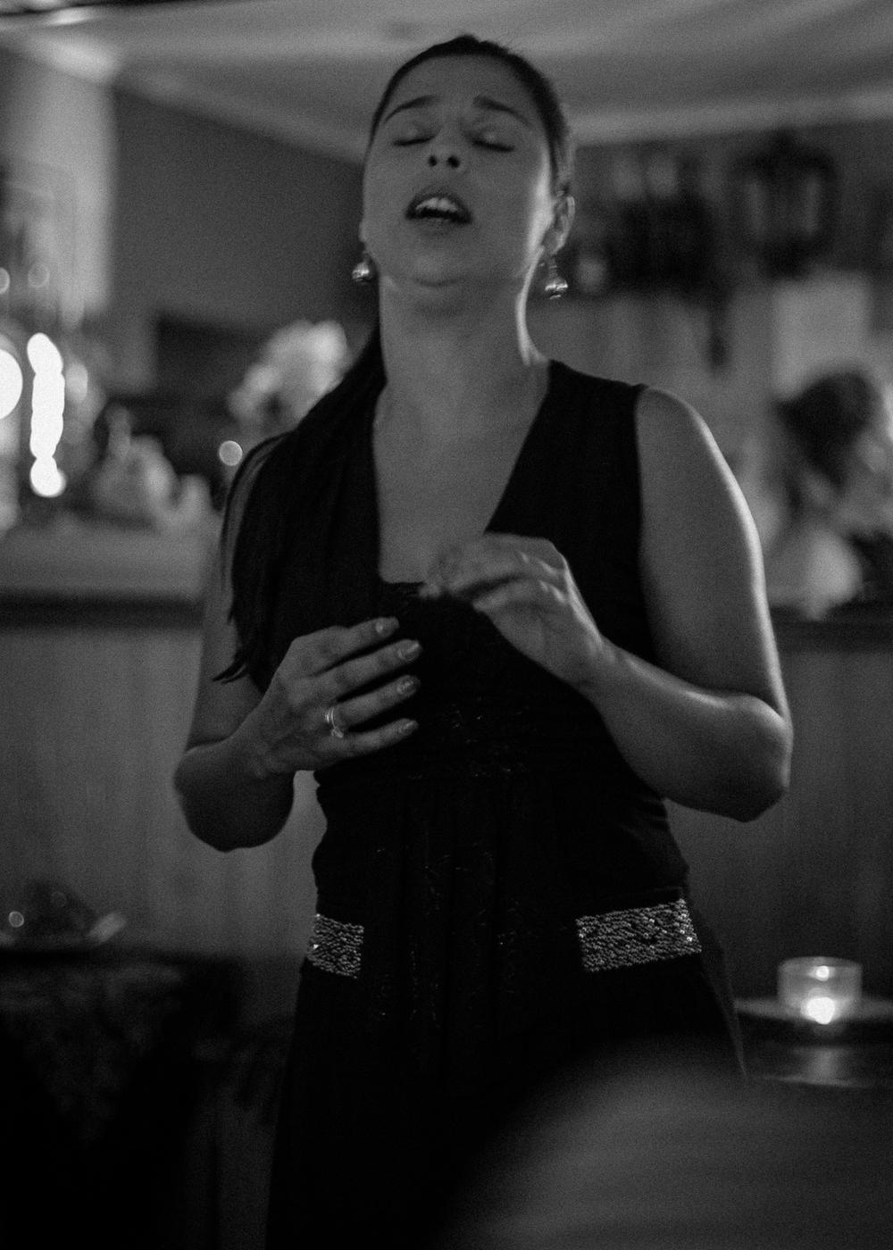 fado singer lisbon