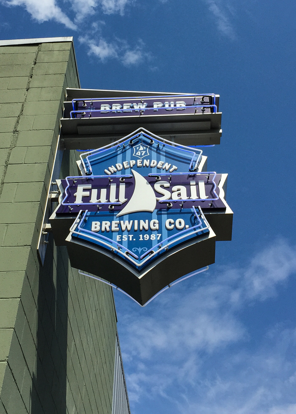 full sail logo