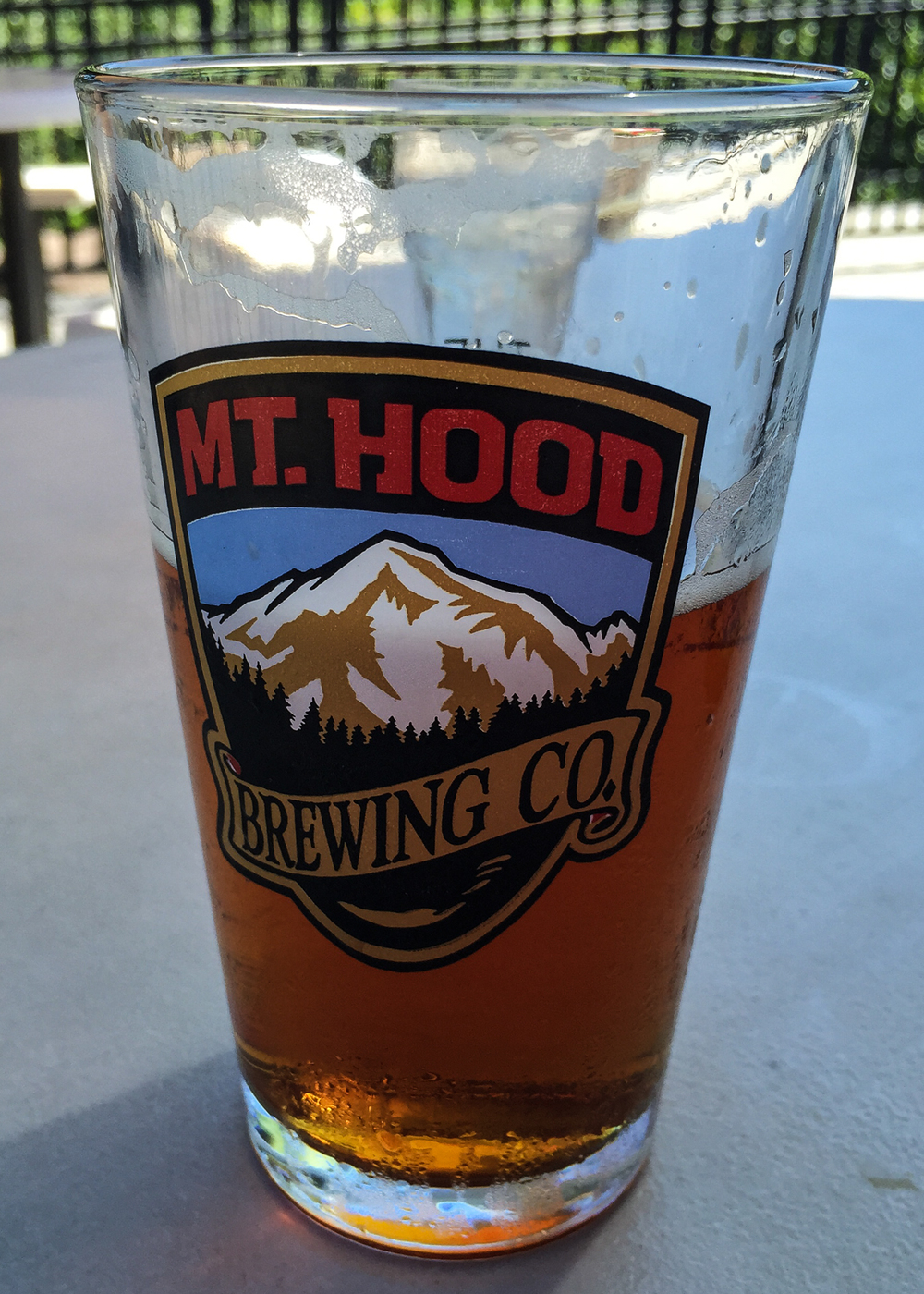 mount hood brewing