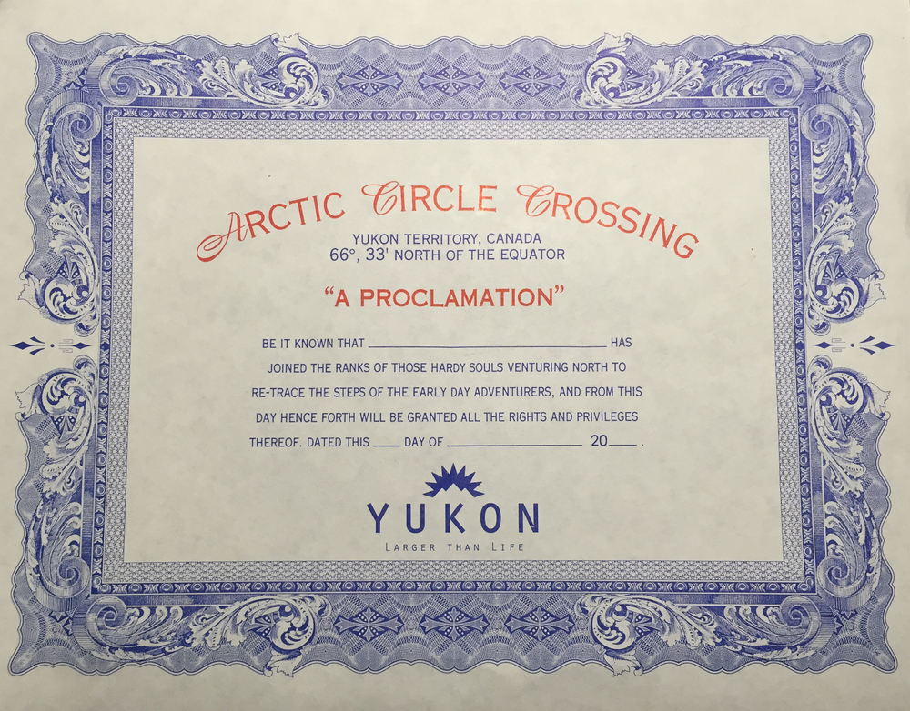 arctic circle cert