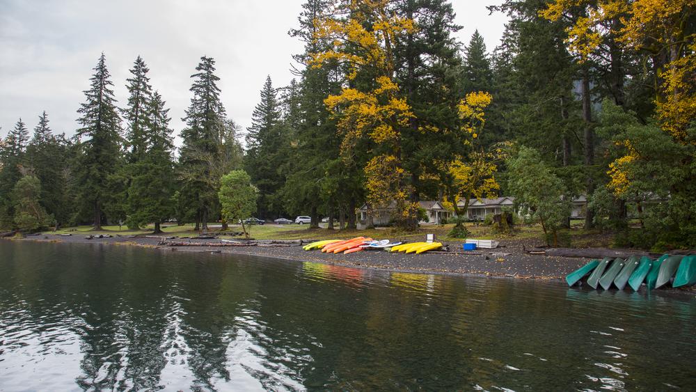 Lake Crescent Lodge watersports