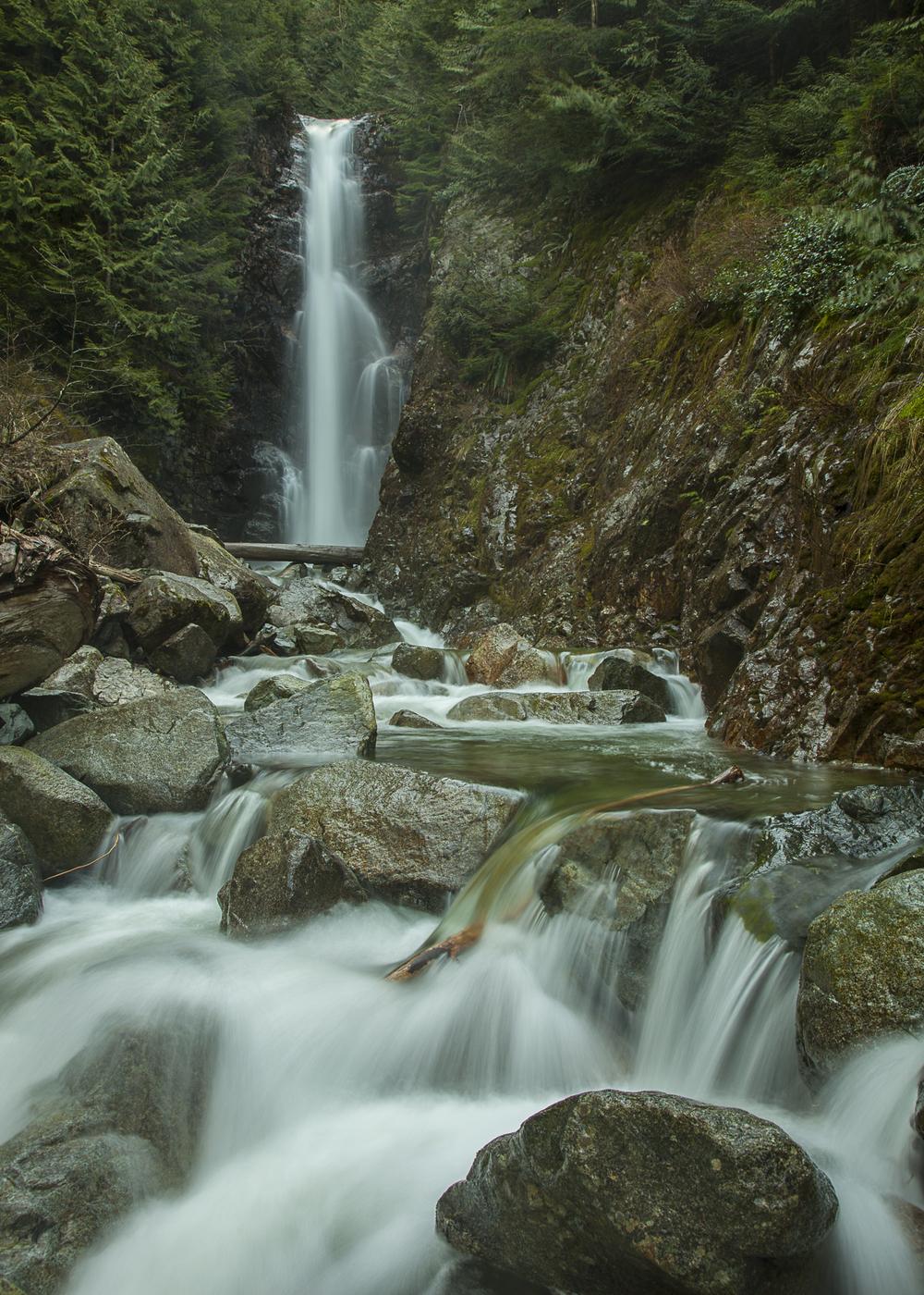 norvan falls river