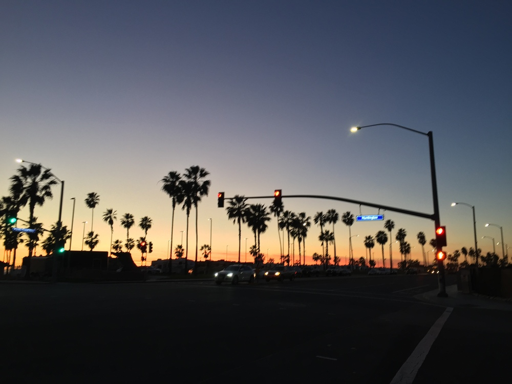 Huntington and the PCH