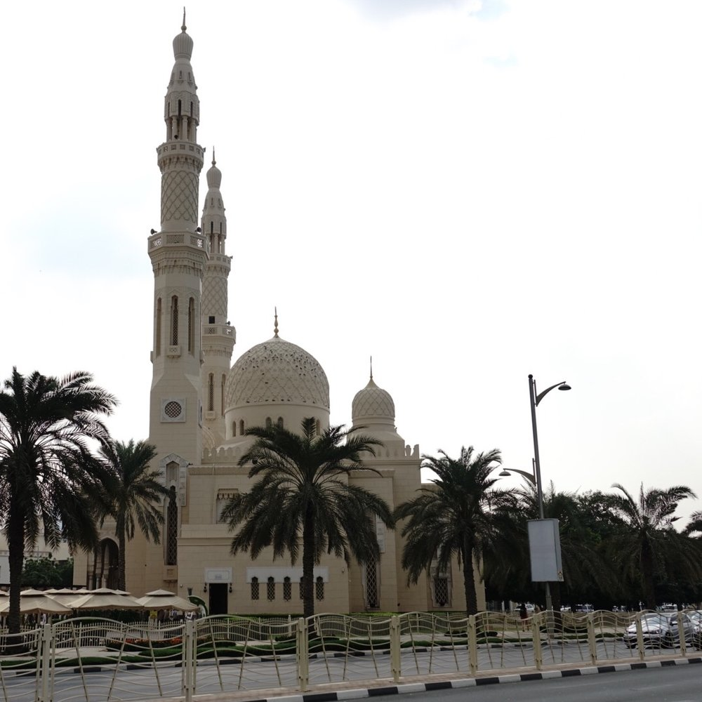 The Jumeirah Mosque