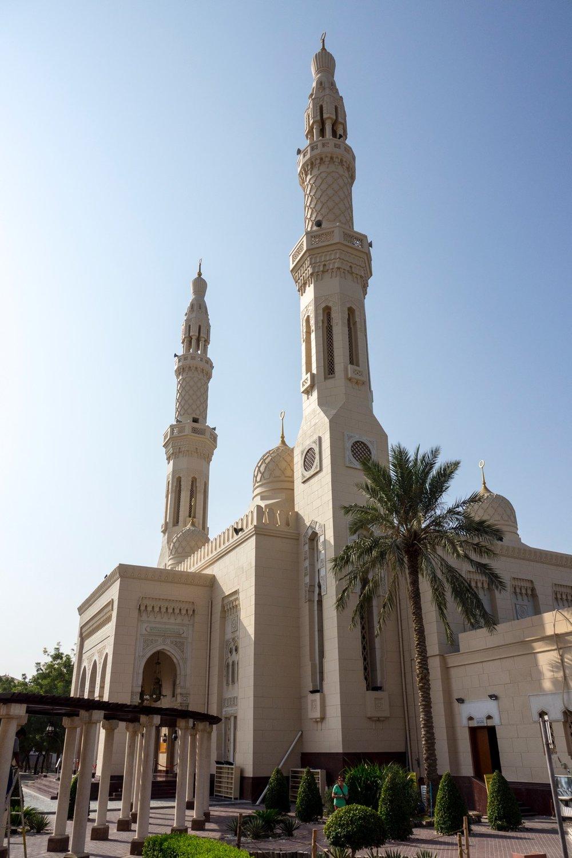 The Jumeirah Mosque
