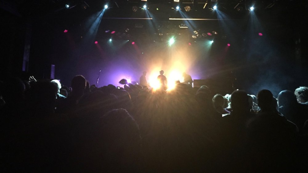 54-40 at the Commodore