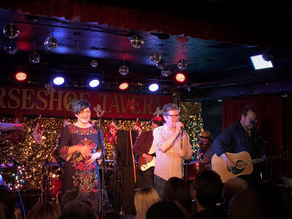The Skydiggers - At the Horseshoe Tavern in Toronto