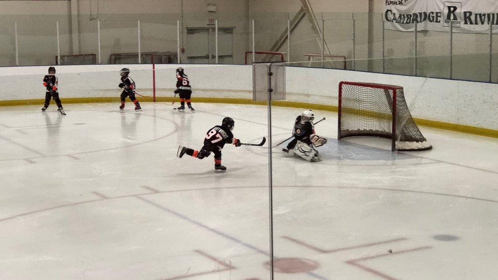 Hockey! - Lane's big tournament