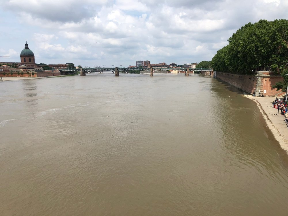 Toulouse, France - Not a lot to share this time