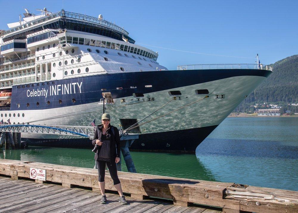 Our ship…