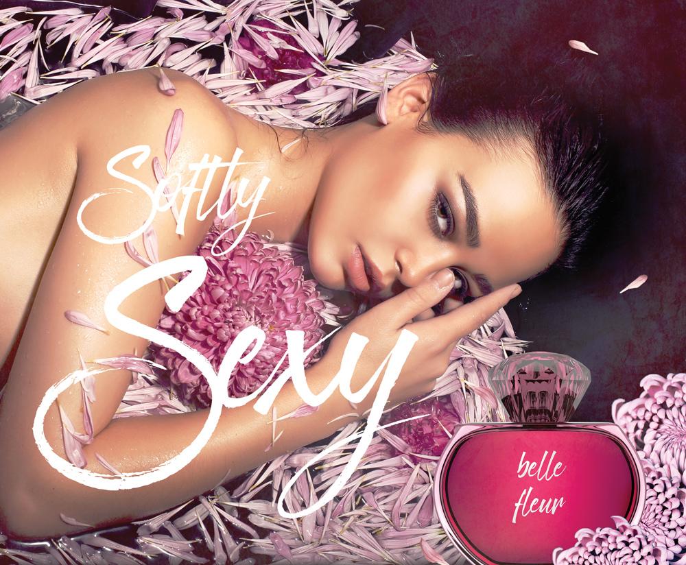 Conceptual Perfume Ad