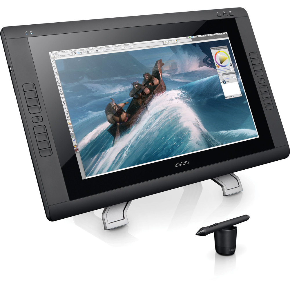 Wacom Cintiq - For photo editing, illustrating and digital painting