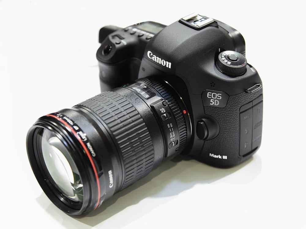 Canon 5D -