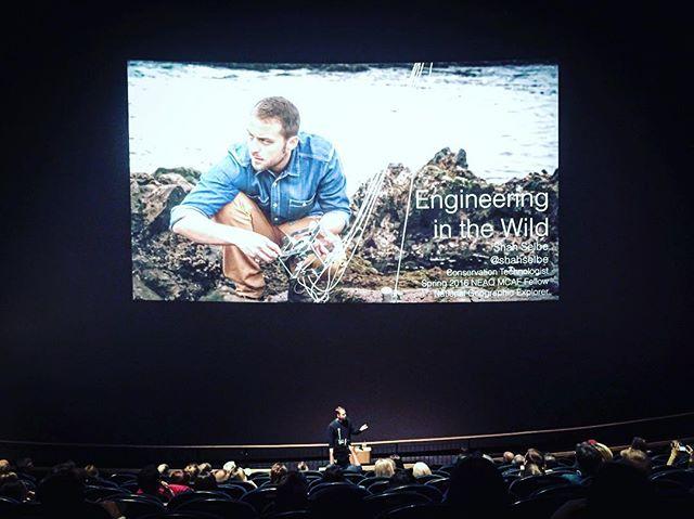 A little snap from last month's talk with rocket scientist, conservation technologist, data wrangler & @natgeo explorer Shah Selby! 🚀🌊🔬 ................. #igboston #igersboston#VSCOboston #boston #bostondotcom #bostonworld#igersmass #igersnewengland #igersusa #igworldclub #ig_northamerica #TheAmericanCollective #igers #instadaily #instagood #VscoGood #VSCOcam #VSCOgrid #vsco #huffpostgram #allcities #ModernAdventure #willjourney #AOV #ocean #conservation #neaq