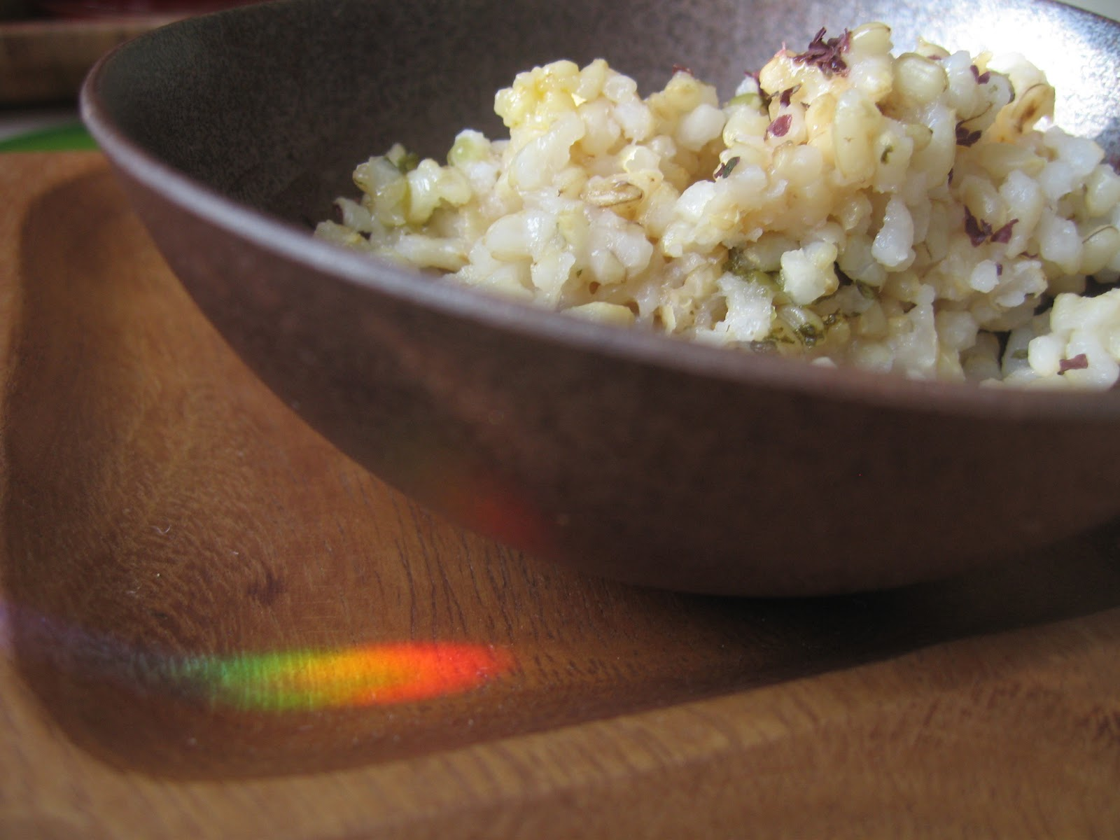 how to cook dainty brown rice