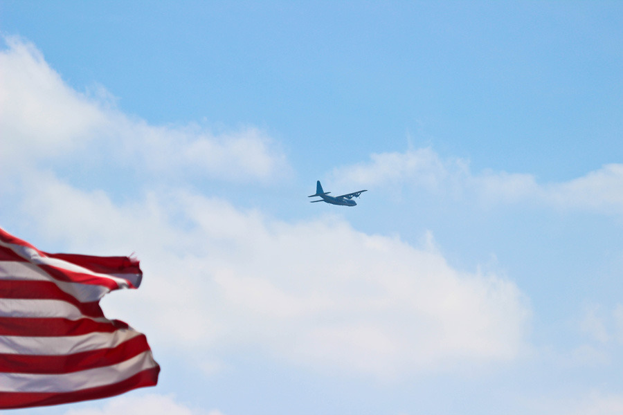 baltimore air show airbus w- american flag 5 resized.jpg