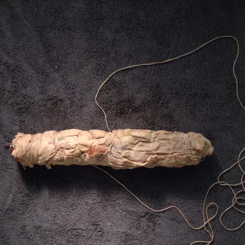 Cotton/linen gauze bundle