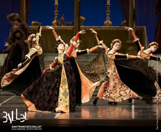 SF Ballet in Tomasson's 'Romeo & Juliet'