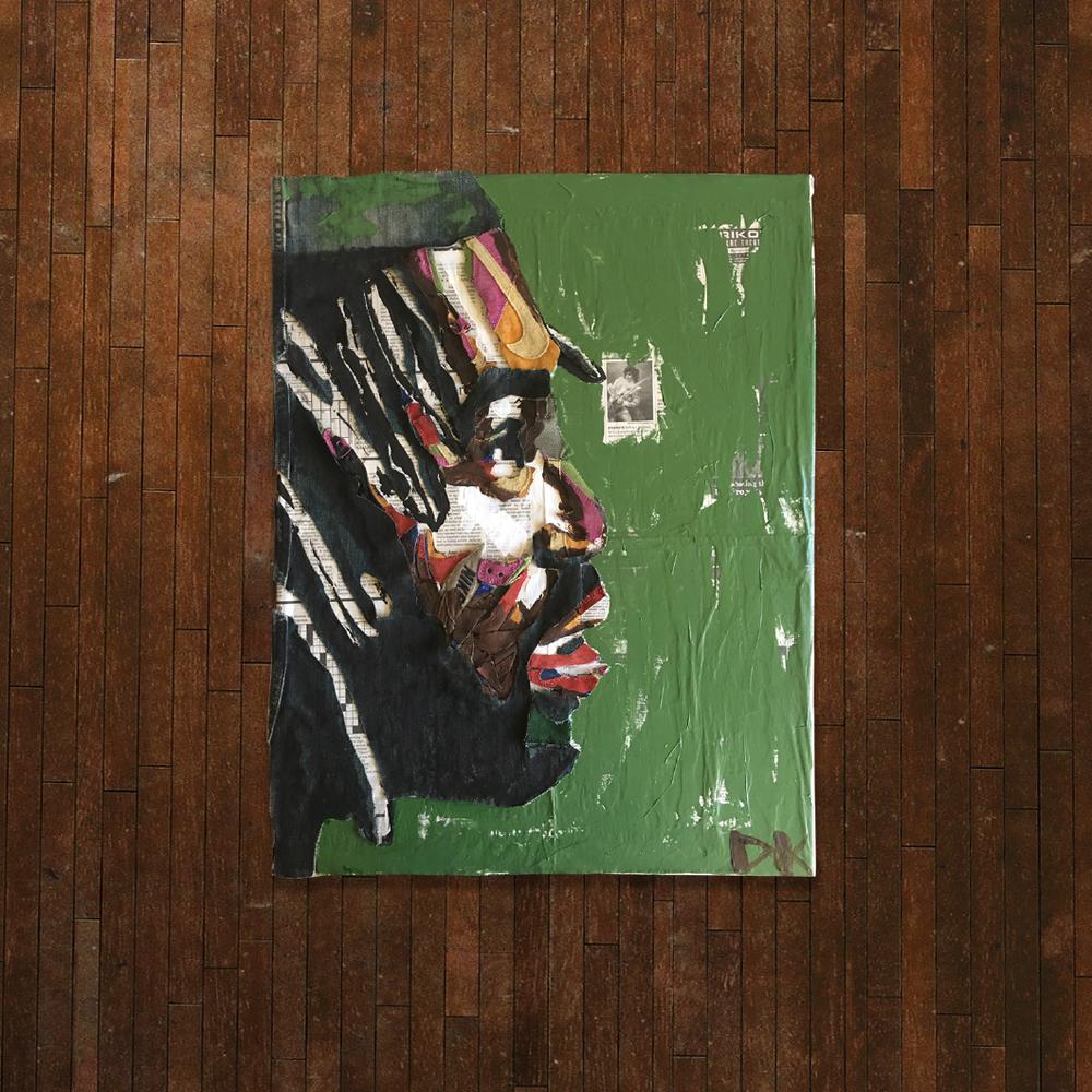 Iconic   18x24