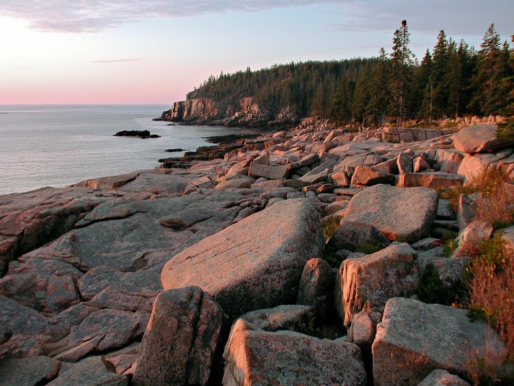 Otter Cliff 3
