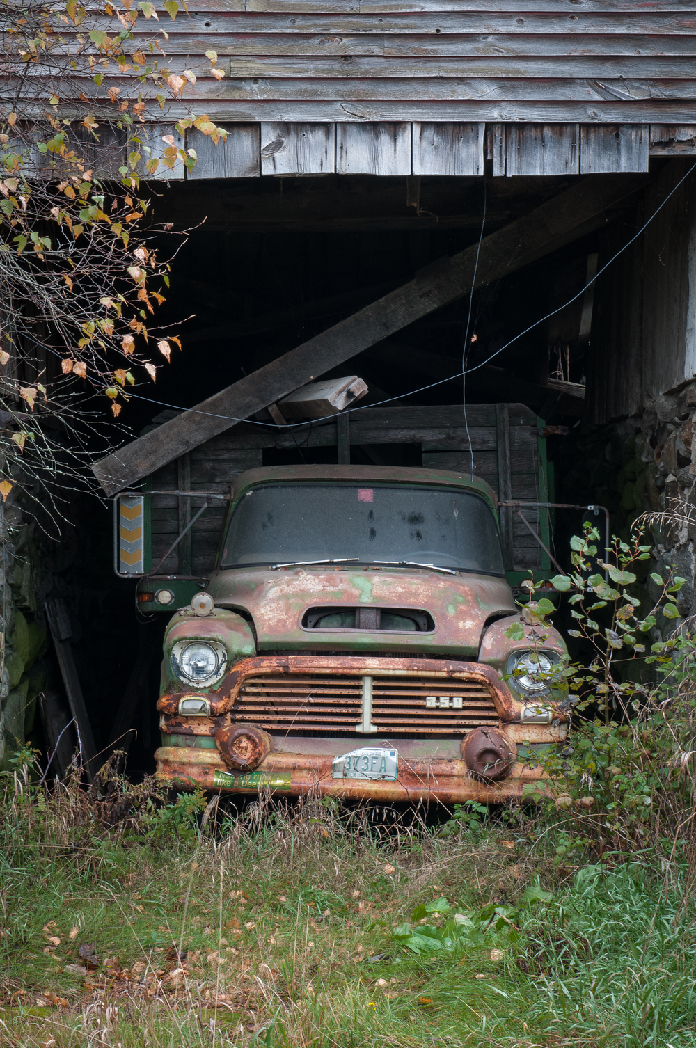 Abandoned Truck 2