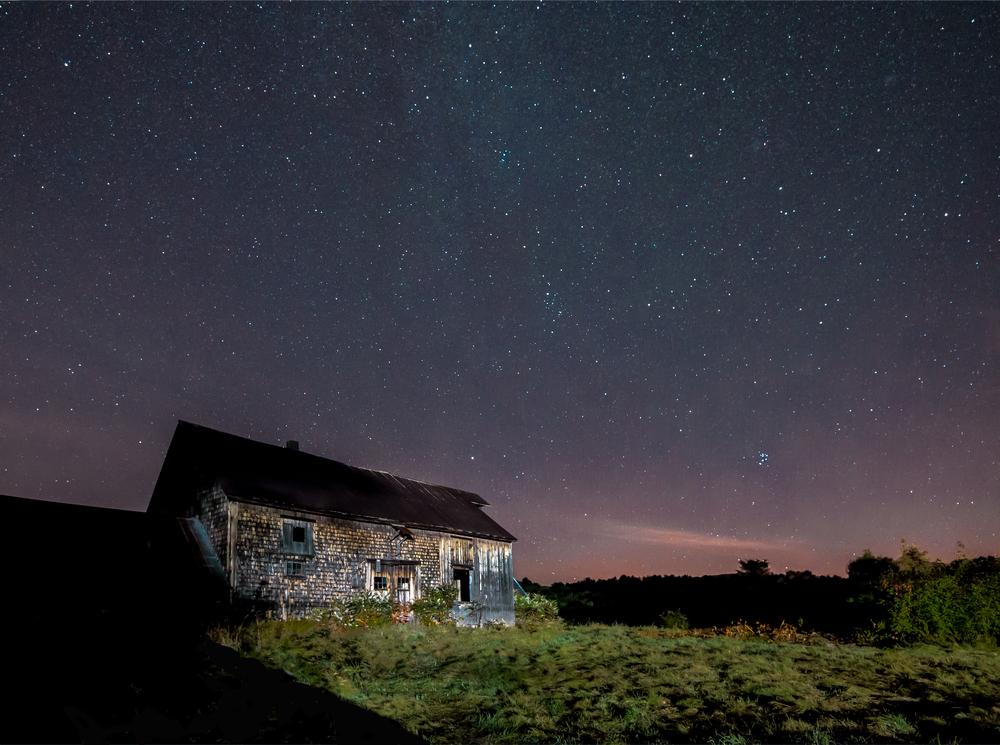 Abandoned Barn 5