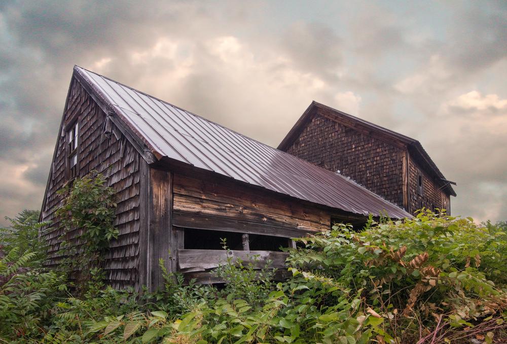 Abandoned Barn 4